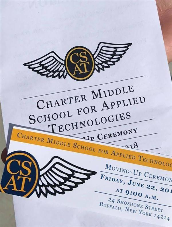csat k12 Charter School for Applied Technologies / Overview