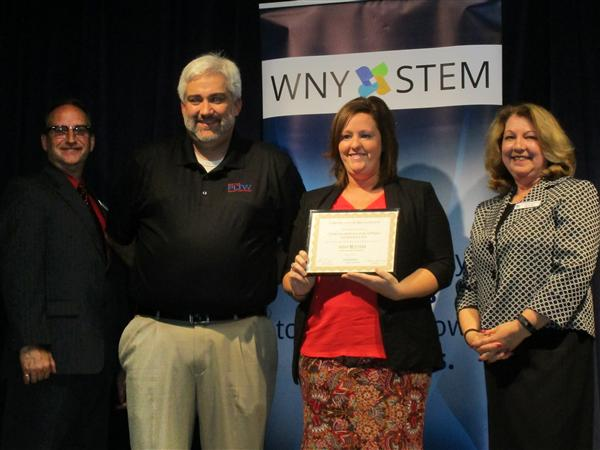 District Recognized for Commitment to STEM