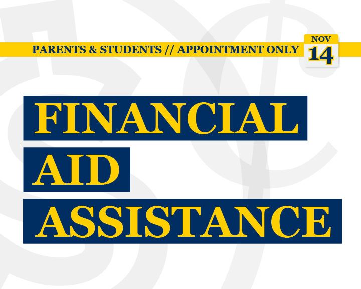 CSAT Offering In-Person Financial Aid Sessions for Seniors