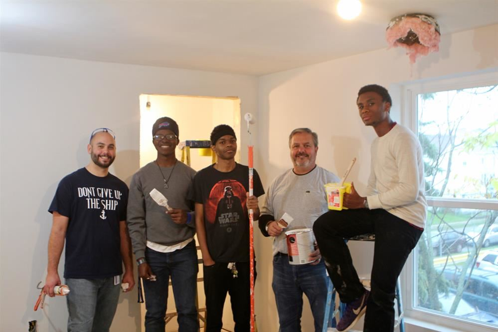CSAT Lends a Hand to Habitat for Humanity
