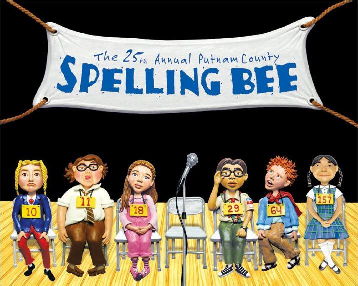 CSAT Presents The 25th Annual Putnam County Spelling Bee